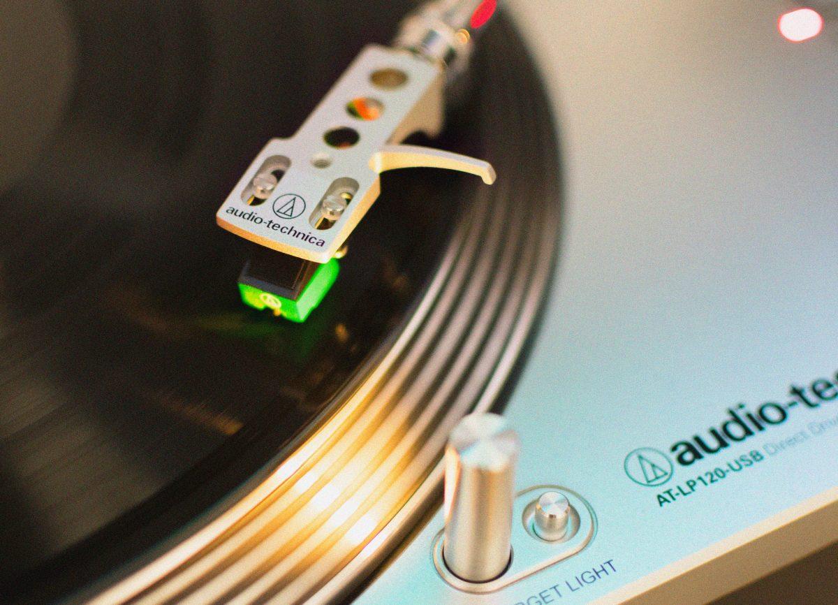 Musiken finns alltid där